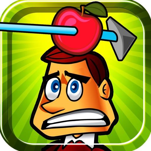 Увлекательная стрельба вызов apple!: лук и стрелы Игры: Бесплатные игры для малышей