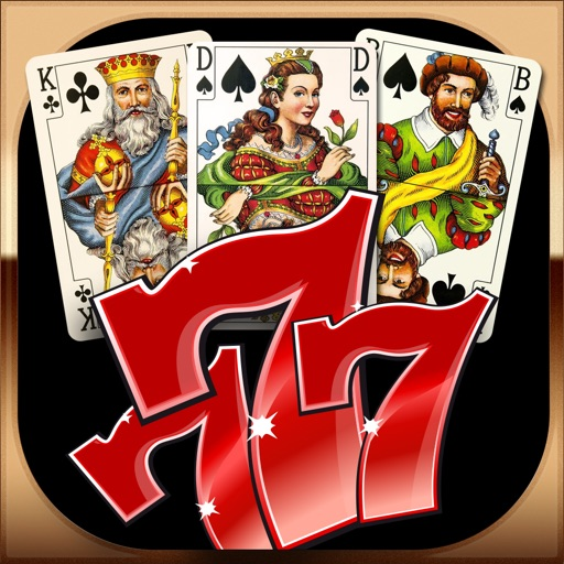 All Slots Solitaire Bingo 777 - With Prize Wheel, Blackjack and Roulette Double Gamble Chip Games