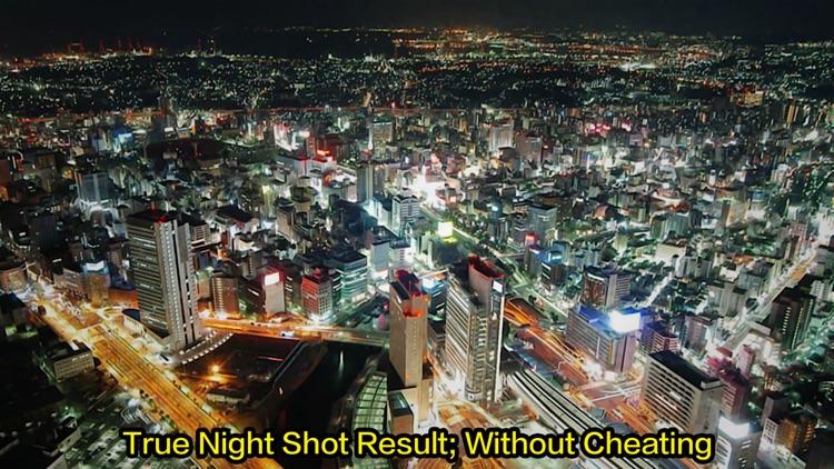 NightShot Pro - Night Shoot Artifact with Video Noise Reduction screenshot-4