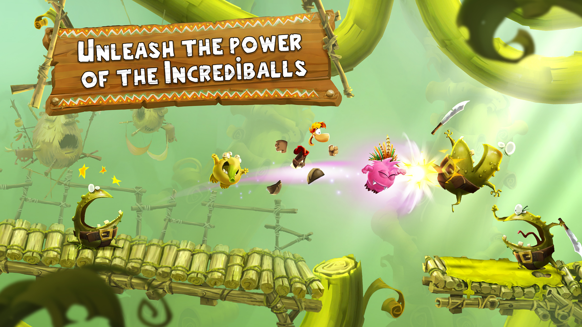 Rayman Adventures screenshot 13
