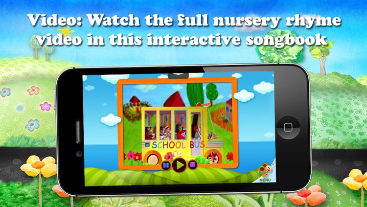 The Wheels on the Bus Song Book – by BabyTV screenshot-3