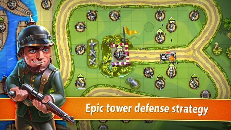 Toy Defense screenshot-0