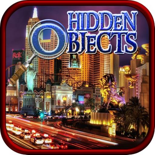 Hidden Objects - Las Vegas Sin City Adventure