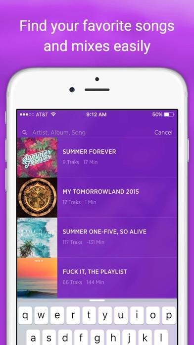 aMusic Songs Tube - Unlimited Free Music Player & Radio Playlist-3