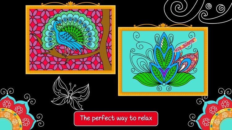 Balance art class: coloring book for teens and kids PRO screenshot-3