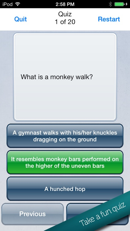 Learn Gymnastics for Kids screenshot-4