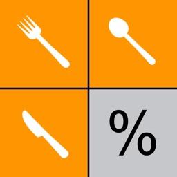 TipiT Palindromic Tip Calculator