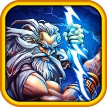 War of the Legendary Emperor Titans of Gods Vegas Slots