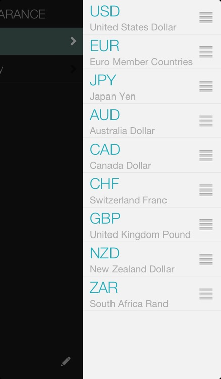 Rates screenshot-3