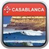オフラインマッフ カサフランカ、モロッコ: City Navigator Maps