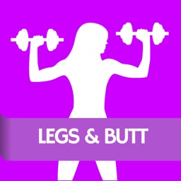 Legs & Butt Gym: Woman Fitness Workout to Lift Glutes and Get Buttocks Like Brazilian