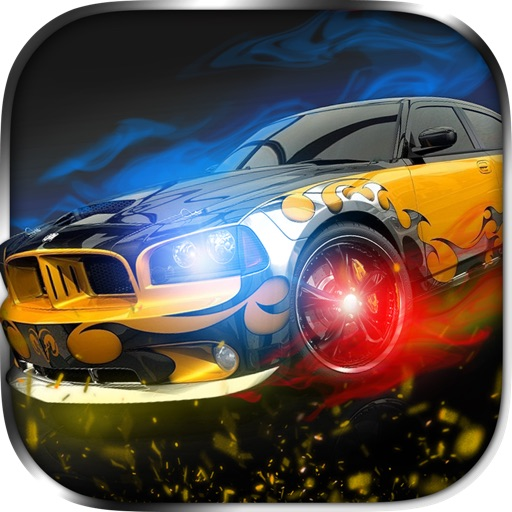 2D Real Street Racing Car Game - Free Fast Driving Speed Racer Games