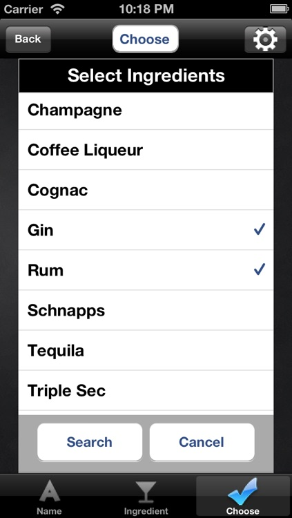 Mr Bartender - Mixed Drink, Bartending & Cocktail Recipes screenshot-3
