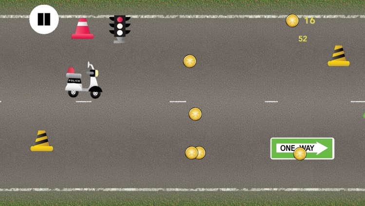 A Police Chaser Chasing – Auto Car Racing on the Streets of Danger screenshot-4