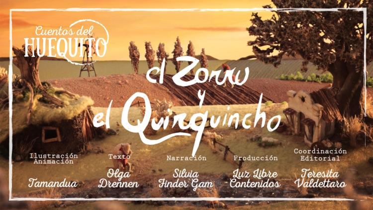 El Zorro y el Quirquincho