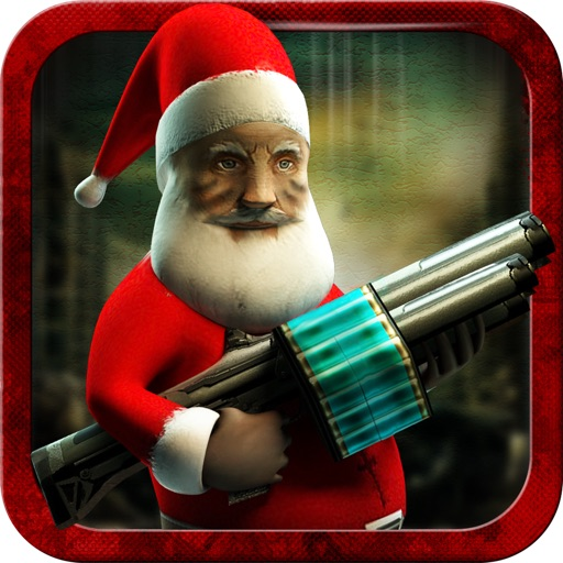 Santa Vs Elf Zombies : The Epic Christmas Battle icon