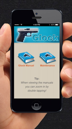 glock owners manual maintenance guide on the app store rh itunes apple com Apple iPod Mini Manual Apple Support Manuals iPad