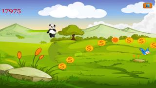 Fat Hungry Panda Bounce Master