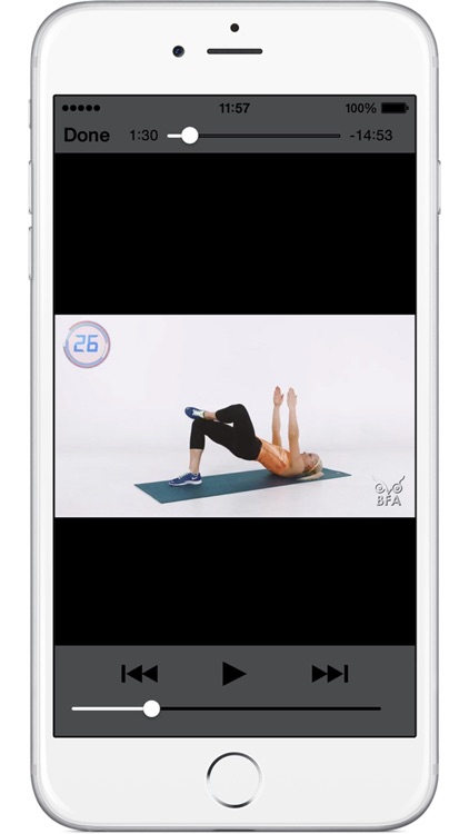 Butt App - Fitness Exercises and Buttock Workout screenshot-4