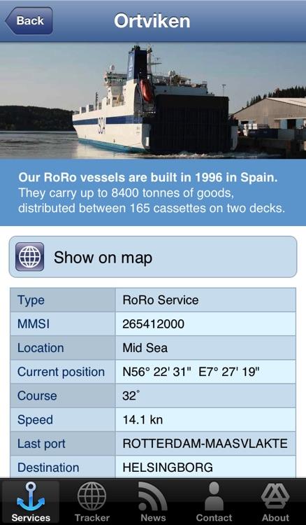 SCA Logistics screenshot-3