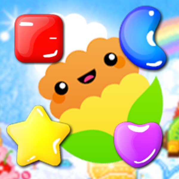 Candy Maker Factory - Match 3 Free