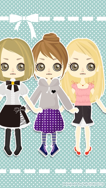dress‐up doll