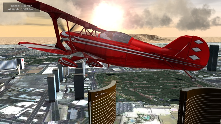 Flight Unlimited Las Vegas - Flight Simulator screenshot-0
