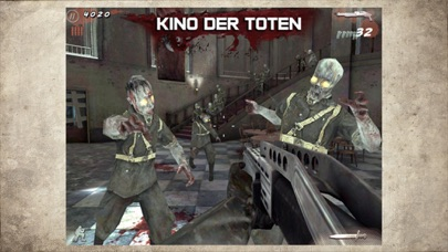 Screenshot for Call of Duty: Black Ops Zombies in Philippines App Store