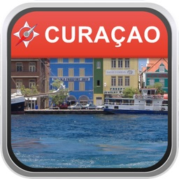 Offline Map Curacao: City Navigator Maps