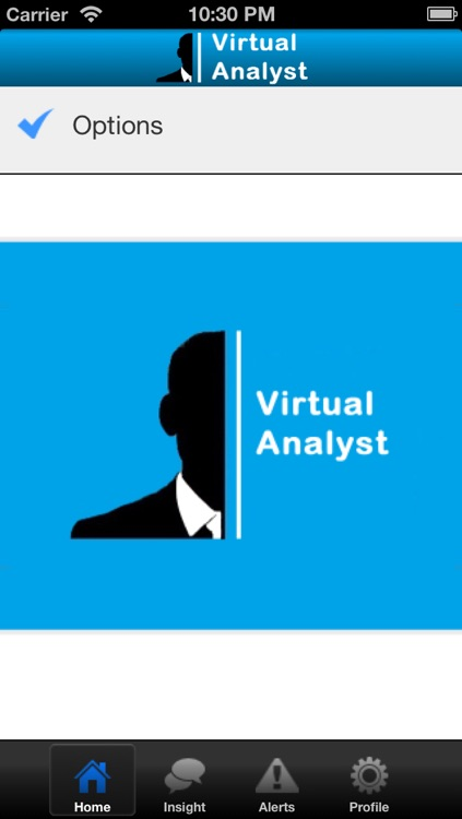 Virtual Analyst screenshot-0
