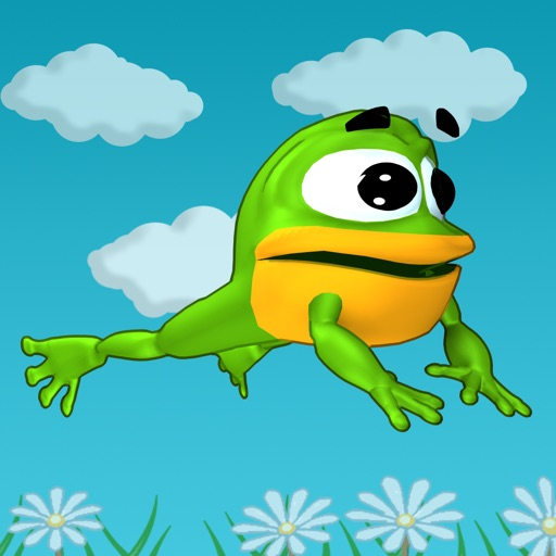 Fly Frog Fly HD