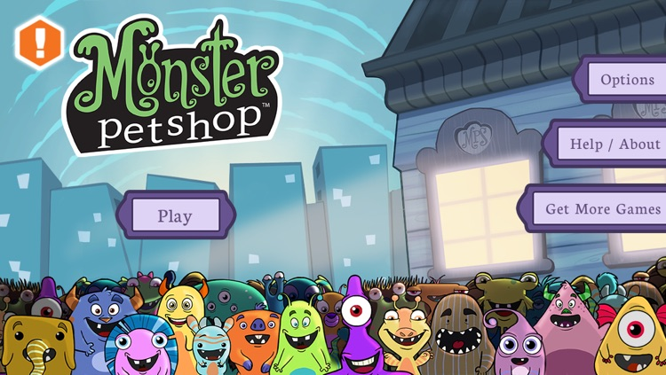 Monster Pet Shop screenshot-4