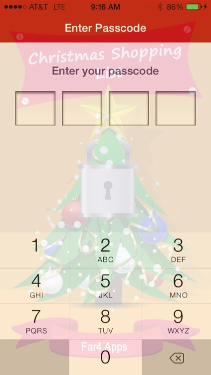 Secret Christmas Shopping List: The Easy to Use Free Santa Present & Gift Tracking Planner & Organizer screenshot-1