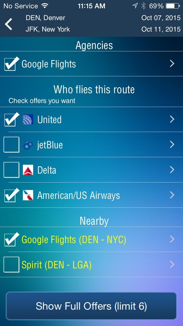 Denver Airport (DEN) Flight Tracker radar