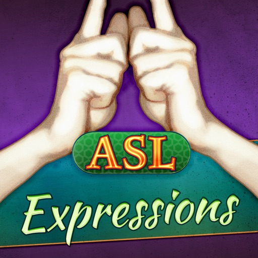 ASL Expressions - American Sign Language by Selectsoft icon