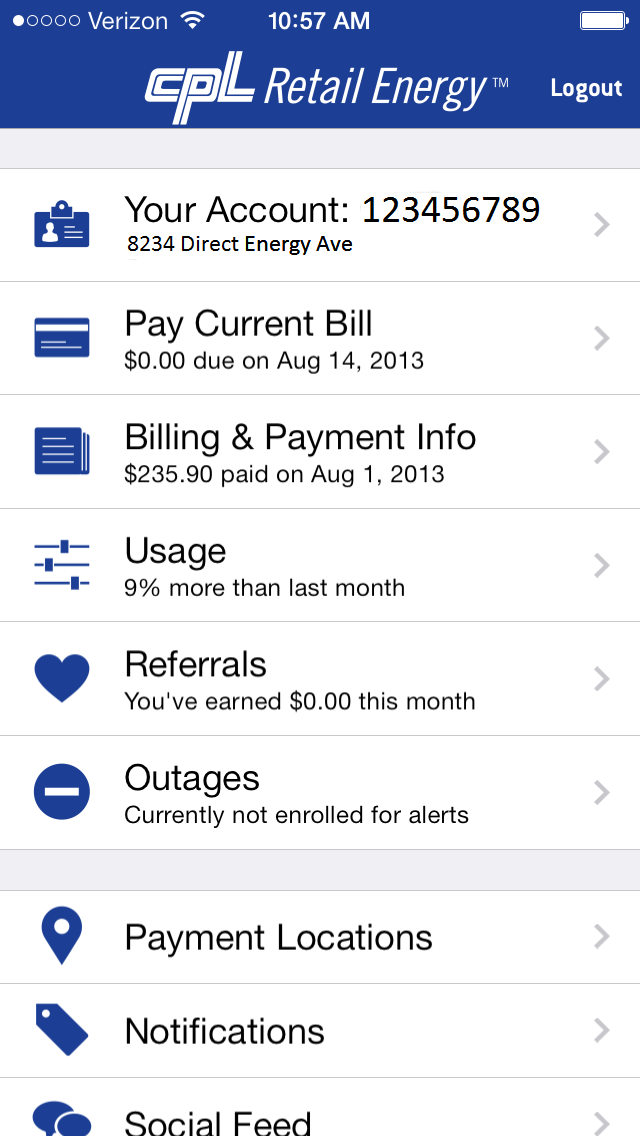 Direct Energy Pay As You Go >> Top 10 Apps Like Reliant For Iphone Ipad