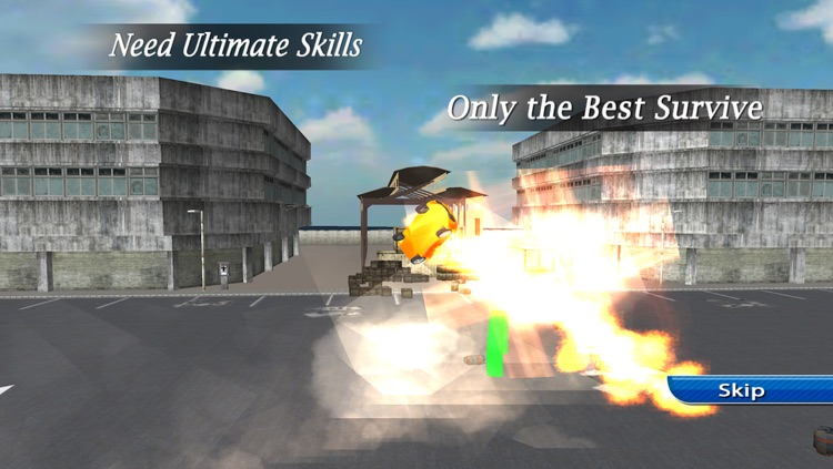 Death Parking : Free 3D Real Race screenshot-4