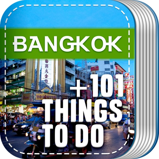 Bangkok Free Travel Guide - 101 Things to Do in Bangkok  - Offline Map Tour Shopping Culture Food and More of Thailand