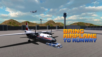 Airport Flight Staff – 3D airplanes parking simulator
