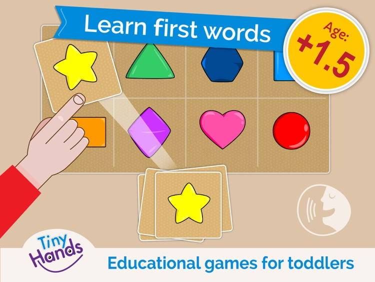 Lotto baby toddler kids games for girls boys free