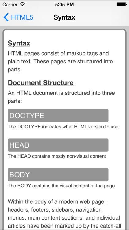 HTML5 Pro FREE