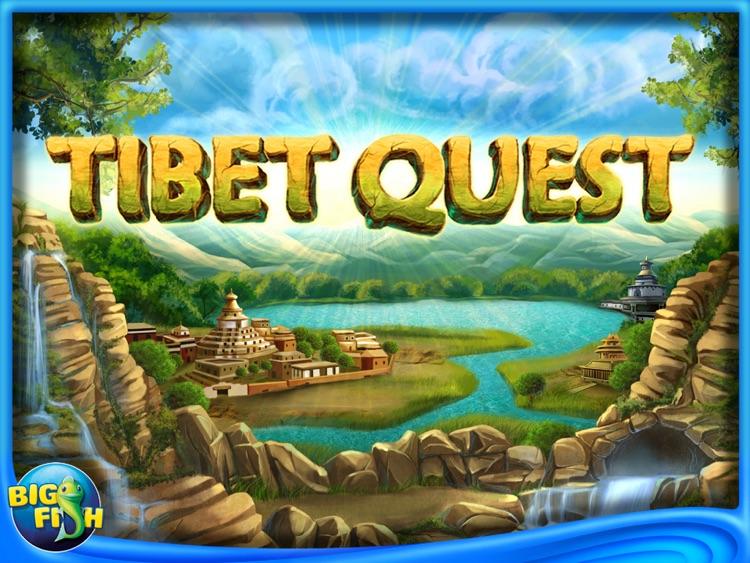 Tibet Quest HD - A Match 3 Puzzle Adventure screenshot-4