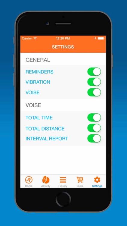 Run Tracker: Best GPS Runner to Track Running Walk screenshot-4