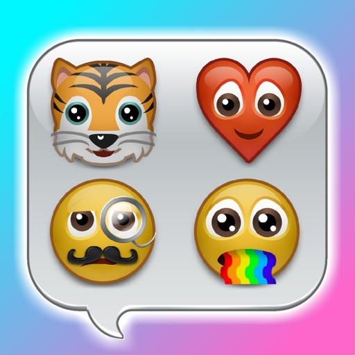 Dynamojis - Animated Emojis and Stickers for iMessages icon