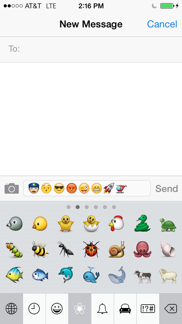 Emoji Factory - Emoticon Icon Maker screenshot three