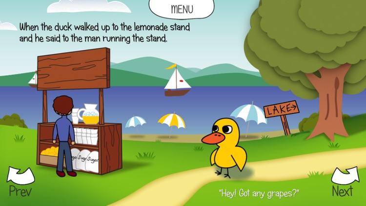 The Duck Song screenshot-3