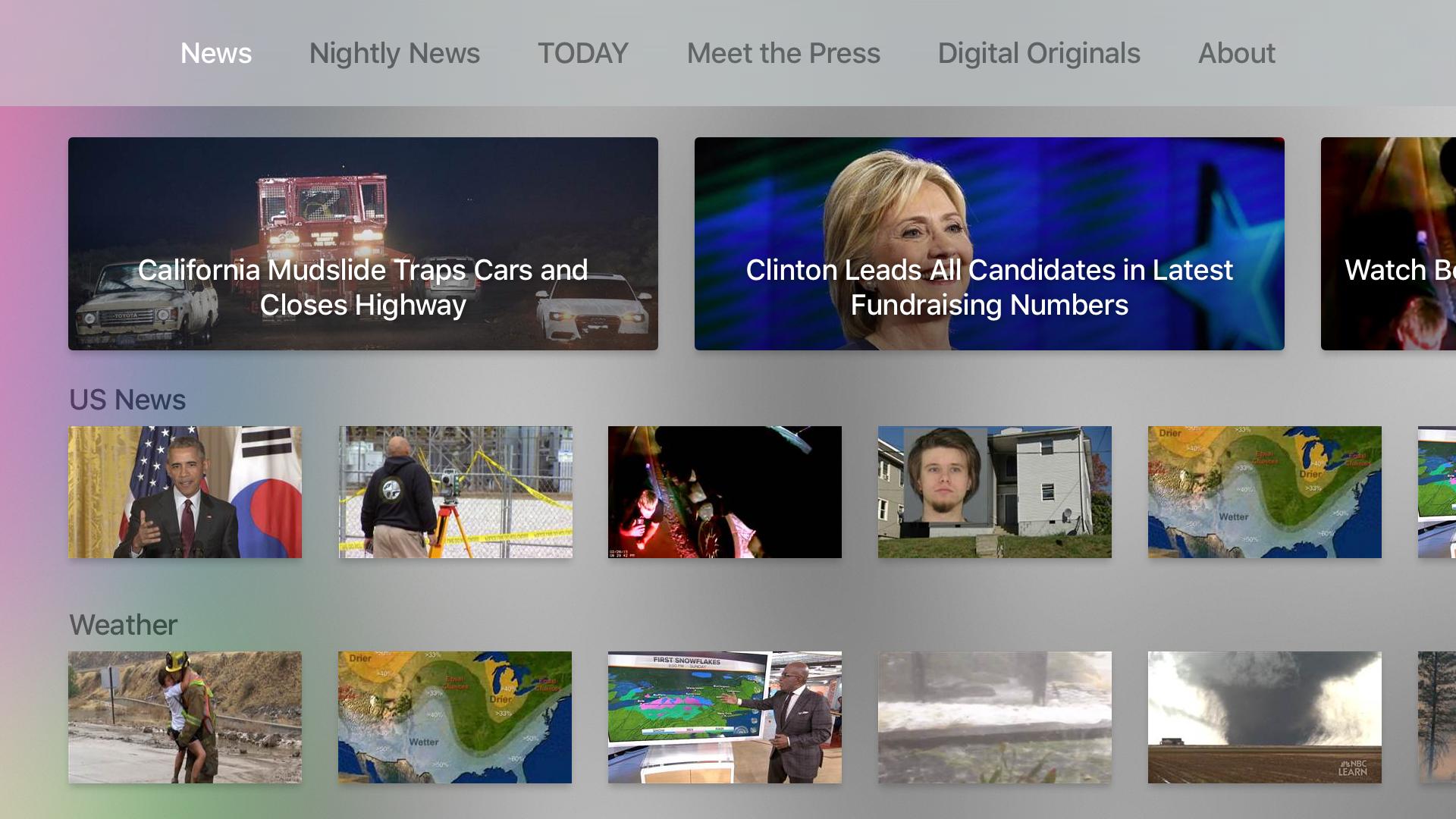 NBC News: Breaking & US News screenshot 10