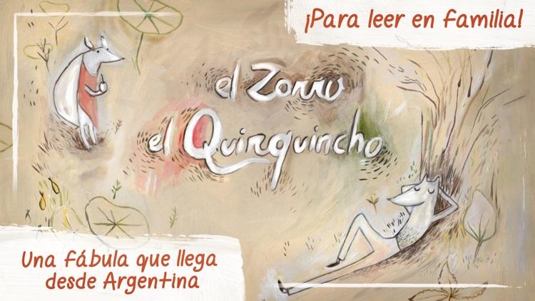 El Zorro y el Quirquincho screenshot-3