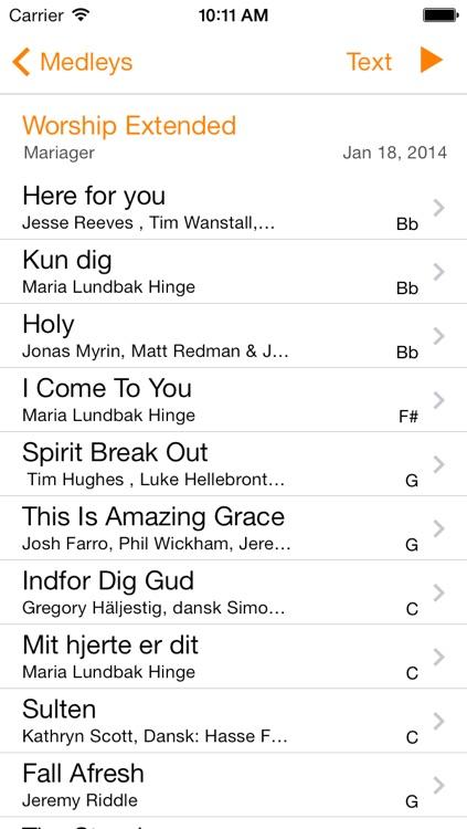 Songpilot Go by Hinge I/S