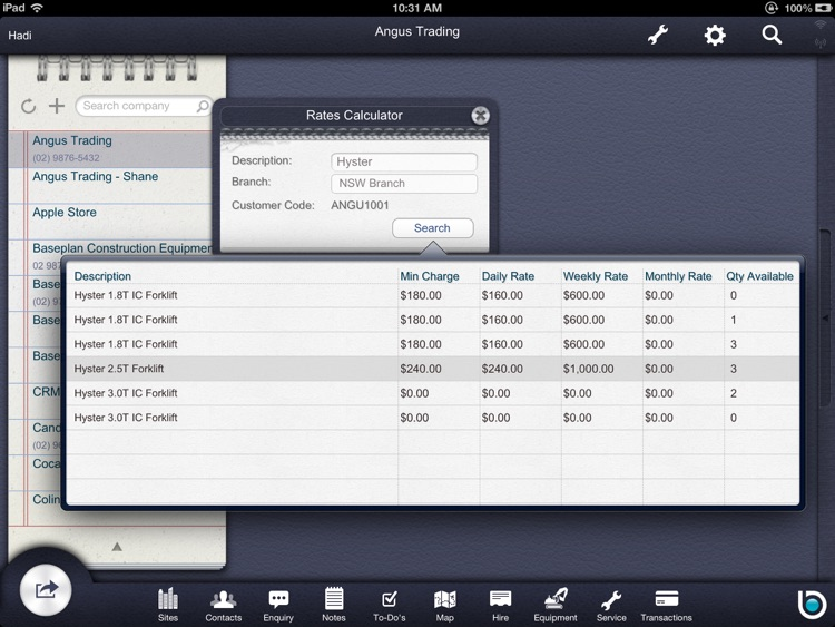 Baseplan CRM screenshot-4